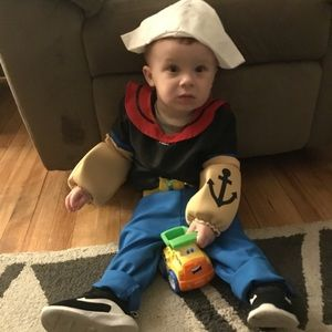 Other - 2T Popeye costume